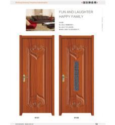 棕色竹木门板